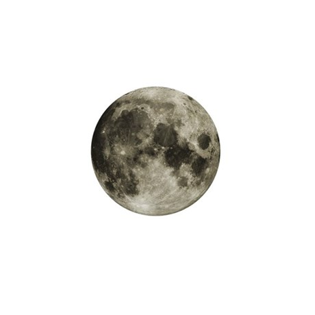 The Moon Mini Button (100 pack)