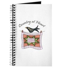 COUNTRY AT HEART Journal