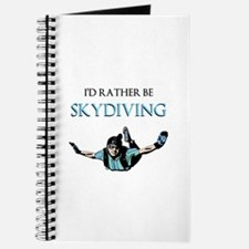 Rather Be Sky Divin... Journal