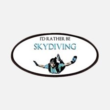 Rather Be Sky Divin... Patch