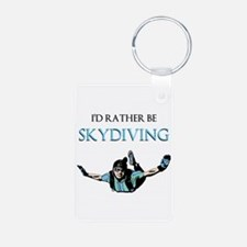 Rather Be Sky Divin... Keychains