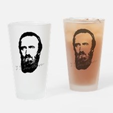 Stonewall Jackson Portrait with Signature Drinking