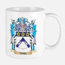 Toma Coat of Arms - Family Crest Mugs