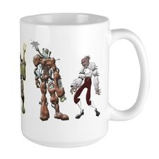 Enemy Races Mug