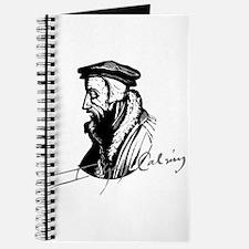 John Calvin Portrait Journal
