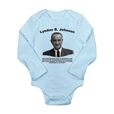 LBJ: Liberty Long Sleeve Infant Bodysuit