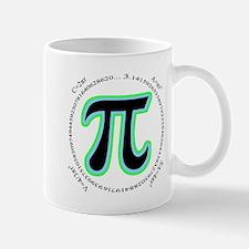 Pi Design Mug Mugs