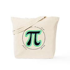 Pi Design Tote Bag