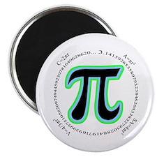 Pi Design Magnet