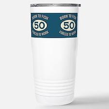 Cute 50th birthday men Travel Mug