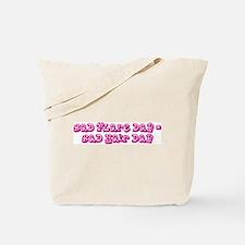 Flaring Tote Bag