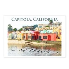 Capitola, California Postcards (Package of 8)