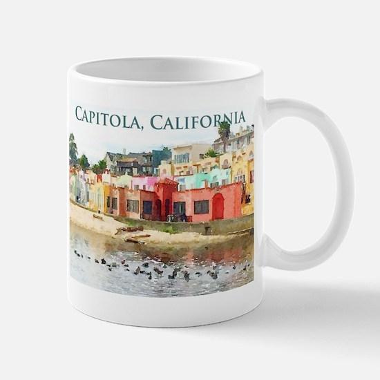 Capitola, California Mug