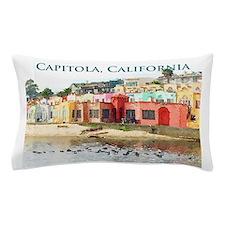 Capitola, California Pillow Case
