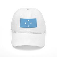 Micronesia Flag Baseball Cap