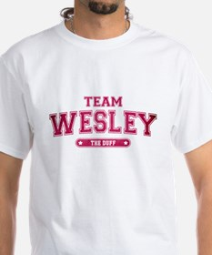 The Duff - Team Wesley Shirt