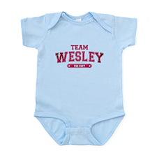 The Duff - Team Wesley Infant Bodysuit