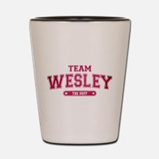 The Duff - Team Wesley Shot Glass