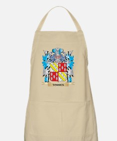 Torres Coat of Arms - Family Crest Apron