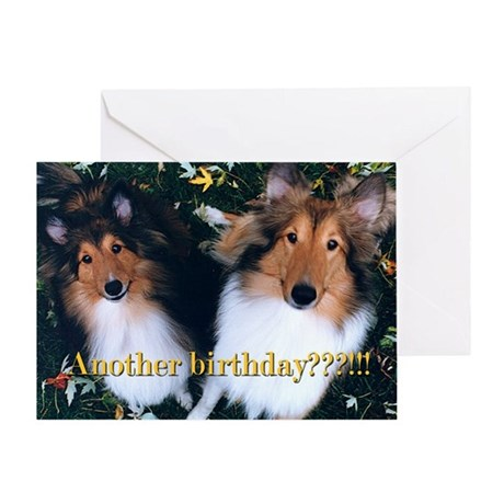 """""""Another Birthday?"""" Card"""