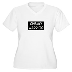 'Chemo Warrior' T-Shirt