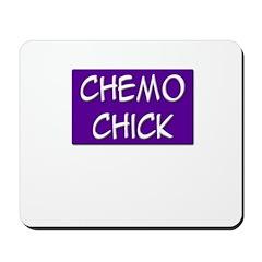 'Chemo Chick' Mousepad
