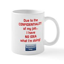 Confidential Job Mug - S2 Mugs