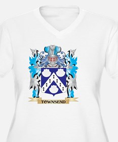 Townsend Coat of Arms - Family C Plus Size T-Shirt