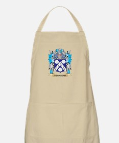 Townsend Coat of Arms - Family Crest Apron