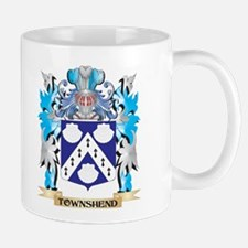 Townshend Coat of Arms - Family Crest Mugs