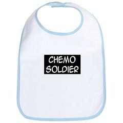 'Chemo Soldier' Bib