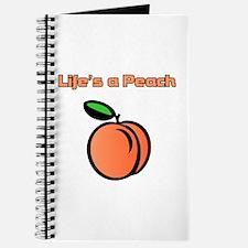Life's A Peach Journal