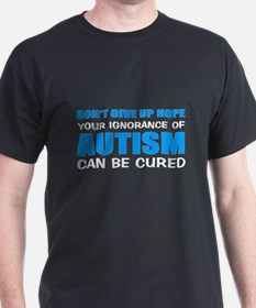 Autism quote T-Shirt