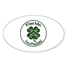 Pirish - Celebrate Pi Day & St. Pat Decal