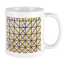 AUTISM NAY NAY DESIGN Mug