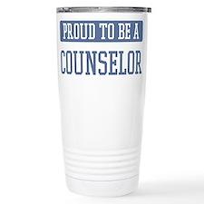 Unique Counselor Travel Mug