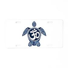 t77gr Aluminum License Plate