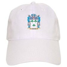 Tubman Coat of Arms - Family Crest Baseball Cap