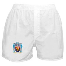 Tuohy Coat of Arms - Family Crest Boxer Shorts