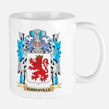Turberville Coat of Arms - Family Crest Mugs