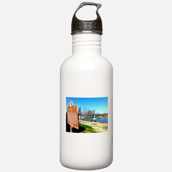 Funny Alexandria Water Bottle