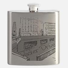 Wacker Drive Flask