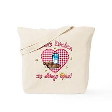 Mama's Kitchen Open Tote Bag