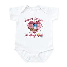 Mama's Kitchen Open Infant Bodysuit