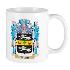Tyler Coat of Arms - Family Crest Mugs