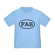 FAB Oval T
