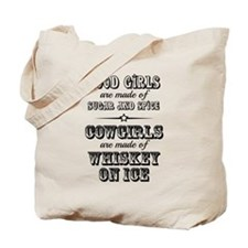 Whiskey on Ice Tote Bag
