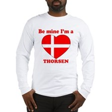 Thorsen, Valentine's Day Long Sleeve T-Shirt