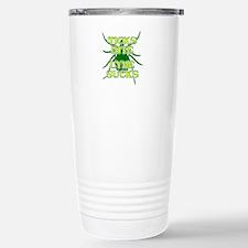 Ticks Bite Lyme Sucks Stainless Steel Travel Mug