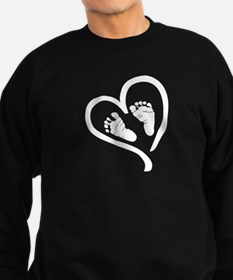 Baby Heart (Maternity) Sweatshirt